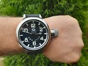 Vintage Collectible Diving Watch Zchz Original 1976-ies Of The Ussr.