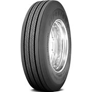 4 Tires Firestone Fs507 Plus 11r22.5 Load G 14 Ply Steer Commercial
