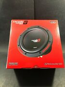 1400w Max Power 12 Dual 4 Ohm Subwoofer Dvc Hed Series Cerwin Vega Cer-h7124d