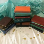 Antique Collectible Vintage Old Rare Hard To Find Books Mix Unsorted Lot Of 10