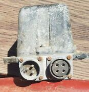 Jeep Willys M38 M38a1 M151 24 Volt Voltage Regulator Used Takeout