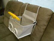Grey Vintage Style Child Car Seat Baby Seat Safety Seat Antique Car Seat Gray