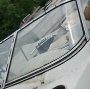 Port Side Curved Glass Windshield Panel Only Off 1995 Marada Mx One Armada