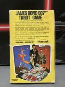 James Bond 007 Tarot Game 1973 Live And Let Die Moore Tarot Cards