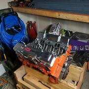 Chevy 350 V8 Small Block 4 Bolt Main Engine With Competition Cam