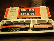 Lionel 6-8307 Southern Pacific Daylight 4-6-4 Locomotive 4449 1983
