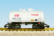 Usa Trains R15209 G Dupont Beer Can Tank Car White