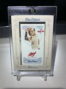 2013 Topps Allen And Ginterandrsquos Framed Red Ink Auto Manny Machado 03/10 Rare Padres