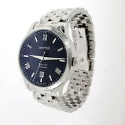 Eberhard And Co Watch Extra Fort - Automatic - Steel Bracelet - 41029 Ca99