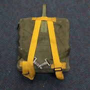 Original 1980s Us Army Aircraft Helicopter Crew Cold Climate Survival Kit And Case