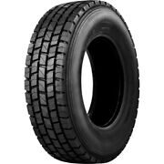 4 Tires Aeolus Adr35 215/75r17.5 Load H 16 Ply Drive Commercial