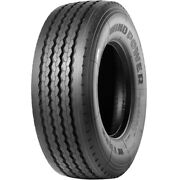 4 Tires Windpower Wtr69 285/70r19.5 Load J 18 Ply Trailer Commercial