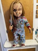 Sideshow Collectibles Seed Of Chucky Life Size 11 Chucky.