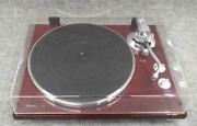 Teac Record Player Tn-350 2-speed Analog Turntable With Usb Digital Output 2014