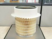 Air Filter Element For Air Compressor And Diesel Tractor 14-1/4 X 12 + Fins