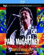 Paul Mccartney The New World Tour In Japan 1993 Collector's Edition 2blu-ray