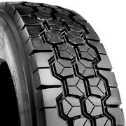4 Tires Linglong D955 245/70r19.5 Load G 14 Ply Drive Commercial