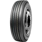 4 Tires Leao Lfe823 10r17.5 Load H 16 Ply All Position Commercial