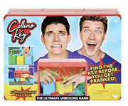 Collins Key The Ultimate Unboxing Game Brand New