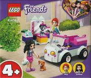 Lego Friends Cat Grooming Car 41439 Age4+ Pieces 60
