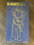 Kaws - Take Blue Figure | Designer Toy | Limited Edition | Excellent Condition