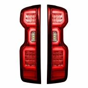Recon Accessories Tail Light Assembly - Led 264397rd