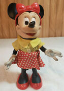 1960and039s Minnie Mouse Action Figure Complete R Dakin Company San Francisco Disney