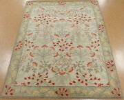 8and039 X 10and039 Pottery Barn Adeline Rug Multi New Hand Tufted Wool Ivory Carpet