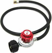 High Pressure Propane Hose Adapter Coleman Road Trip Grill Lp Tank Camping New