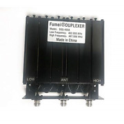 Fumei Uhf 400-470mhz 50w Duplexer For Radio Repeater With Preseted Low Frequency