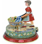 Wilesco M 83 Washerwoman - Accessories For Steam Engines - Made In Germany - New