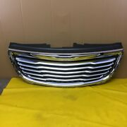 2011 - 2016 Chrysler Town And And Country Front Bumper Grille W/ Emblem New