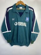 Training Jacket Tranmere Rovers  Rare Football Vintage Size Xl