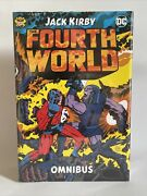 The Fourth World Omnibus By Jack Kirby Dc Omnibus New Sealed 1st Print