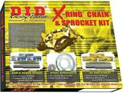 D.i.d X-ring Chain Kit 530zvmx 17 Front/45 Rear Dky-006 1230-0384 Didky006 530