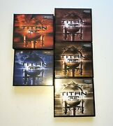 Rare Titan A.e. Product Production Movie Promotional Cd-rom Don Bluth Garyfilm