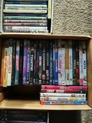 Lot Of New And Used Dvds And A Few Blue Ray Over 270 Titles Titles Listed In...