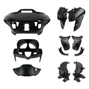 Fairing Speaker Glove Box Air Duct Kit Fit For Harley Touring Road Glide 15-21