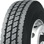 4 Tires Cavalry Dp500 11r22.5 Load H 16 Ply Drive Commercial