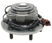 Wheel Bearing And Hub Assembly-r-line Rear Raybestos 741004
