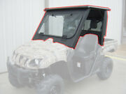 All Steel Complete Cab Enclosure System No Doors Fits Yamaha Rhino 660 2004-2006