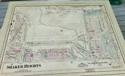 Shaker Heights Country Club ++ Original Plat Map 1941