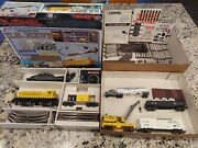 Lionel O27 Us Navy Train Set Complete Working With Extras