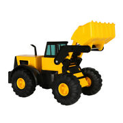 Tonka - Steel Classics Front Loader Vehicle Toy Outdoor Yellow Children Gift