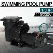 1.5hp Swimming Pool Pump Motor 4980gph In/above Ground 1.5 For Pool Hot Tub Spa