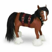 Annalee Christmas Winter Woods Clydesdale 10 2021 Free Shipping