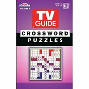 Tv Guide Crossword Puzzle Book [set Of 3]