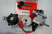 Genuine Ignition Switch For Yamaha Zuma 125 09-15 And 16-21 Combo 3 Sets Each