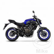 Yamaha Tracer 700 A 2016-19 Leo Vince Exhaust Sbk Carbon Lv-one Complete 2/1 Evo