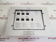 Deckma 815.5-6 Gl Automatic Fire Detection Alarm Indication Control System Panel